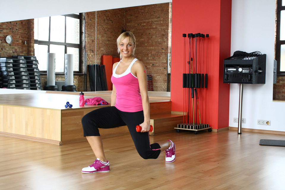 Full Body Strength Training Workout for Beginners