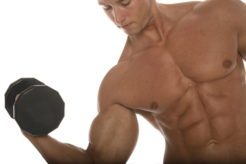 Upper Body Workout for 2-Day Split Training Program