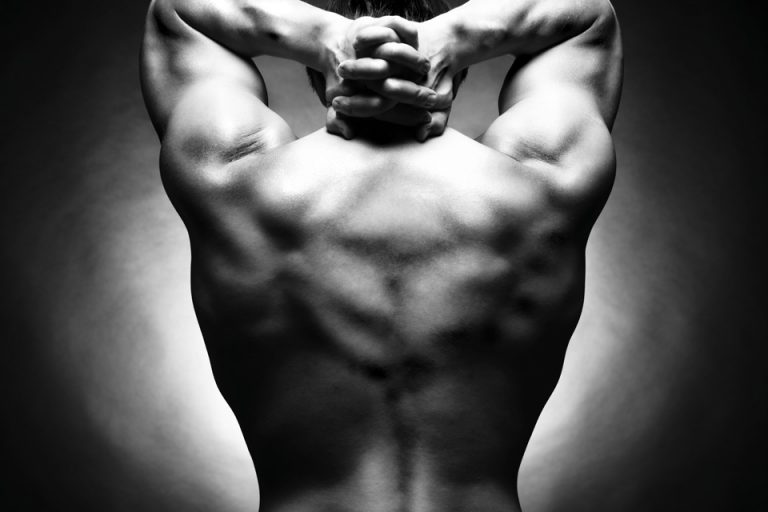 4-Day Split Training: The Back Workout