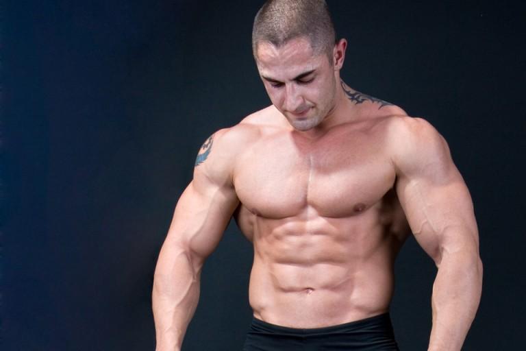 Upper Body Workout for 2-Day Split Training Program