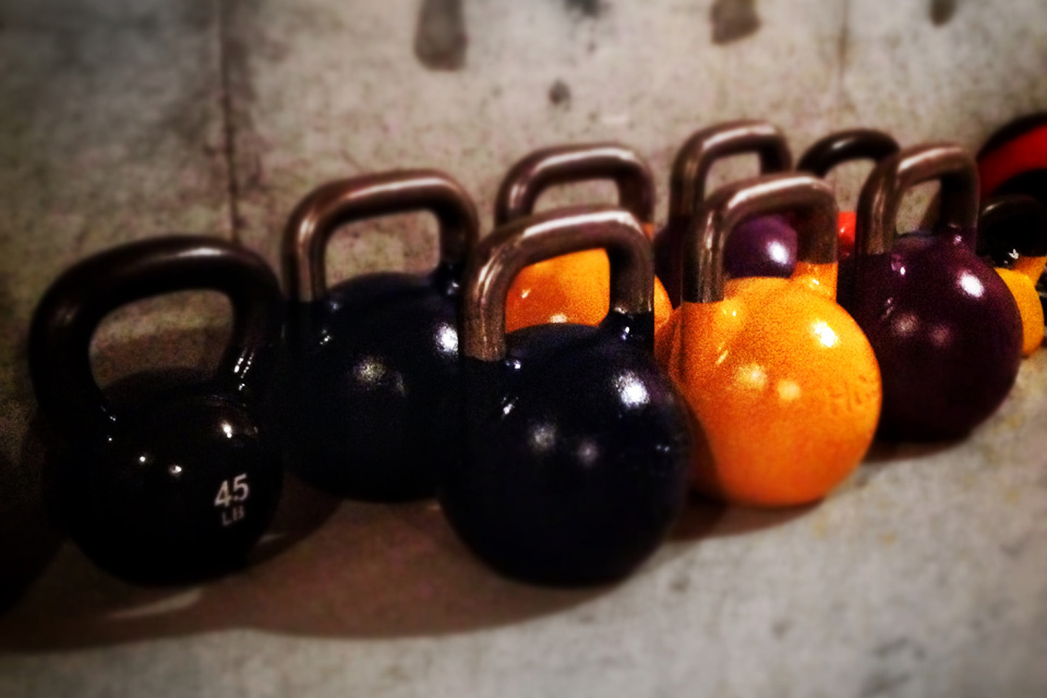 Kettlebell Home Workout – Upper Body Focus
