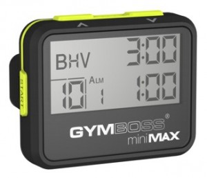gymboss interval timer christmas gift idea for personal trainers