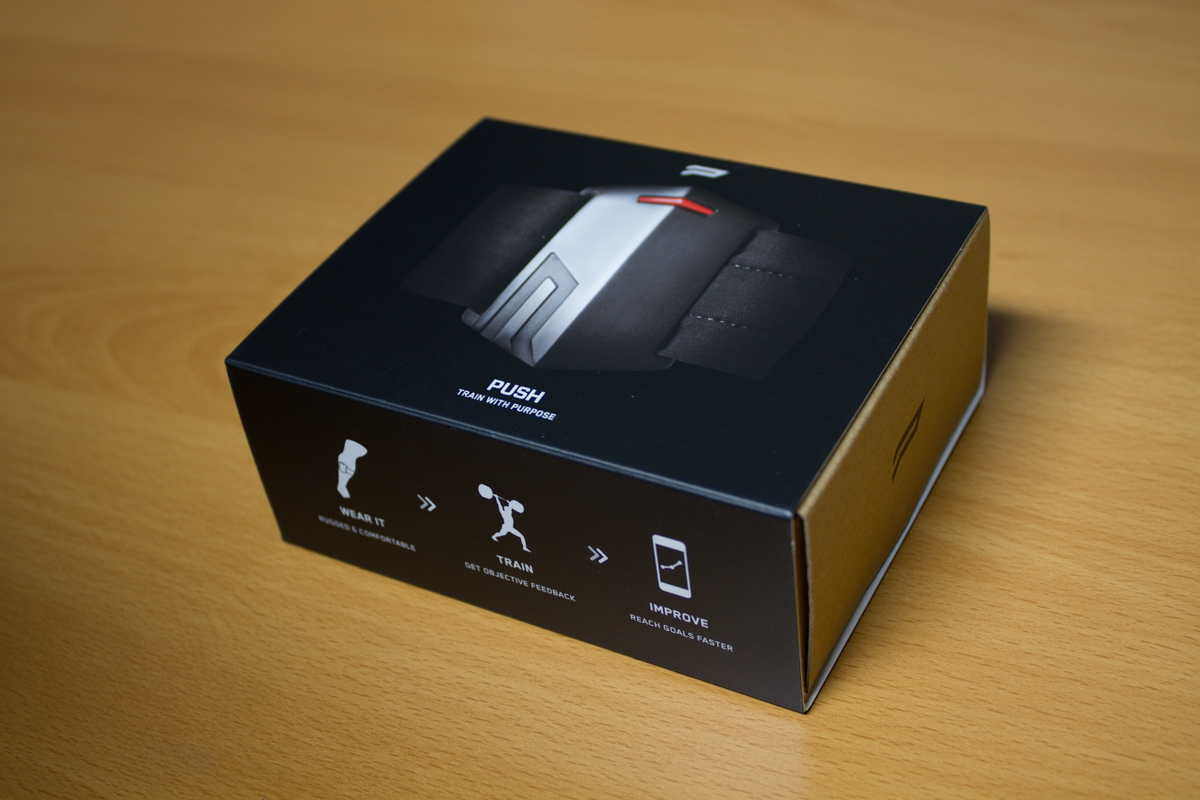 PUSH Fitness Tracker: First Impressions