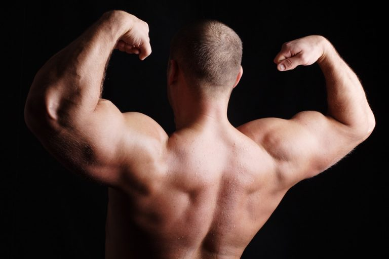 4-Day Split Training: The Shoulder Workout