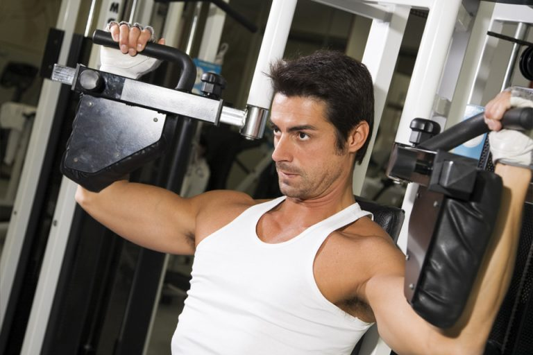 4-Day Split Training: The Chest Workout