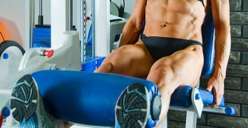4-Day Split – Lower Body Workout – Legs and Core