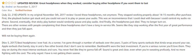 Wireless Running Headphones: Backbeat FIT vs Mpow Flame